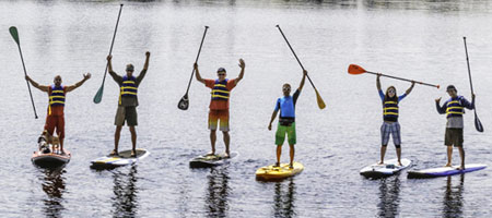 Learn about all 5 Types of SUP's & Try before you Buy